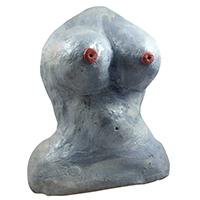 Skulptur af Lis Werenberg