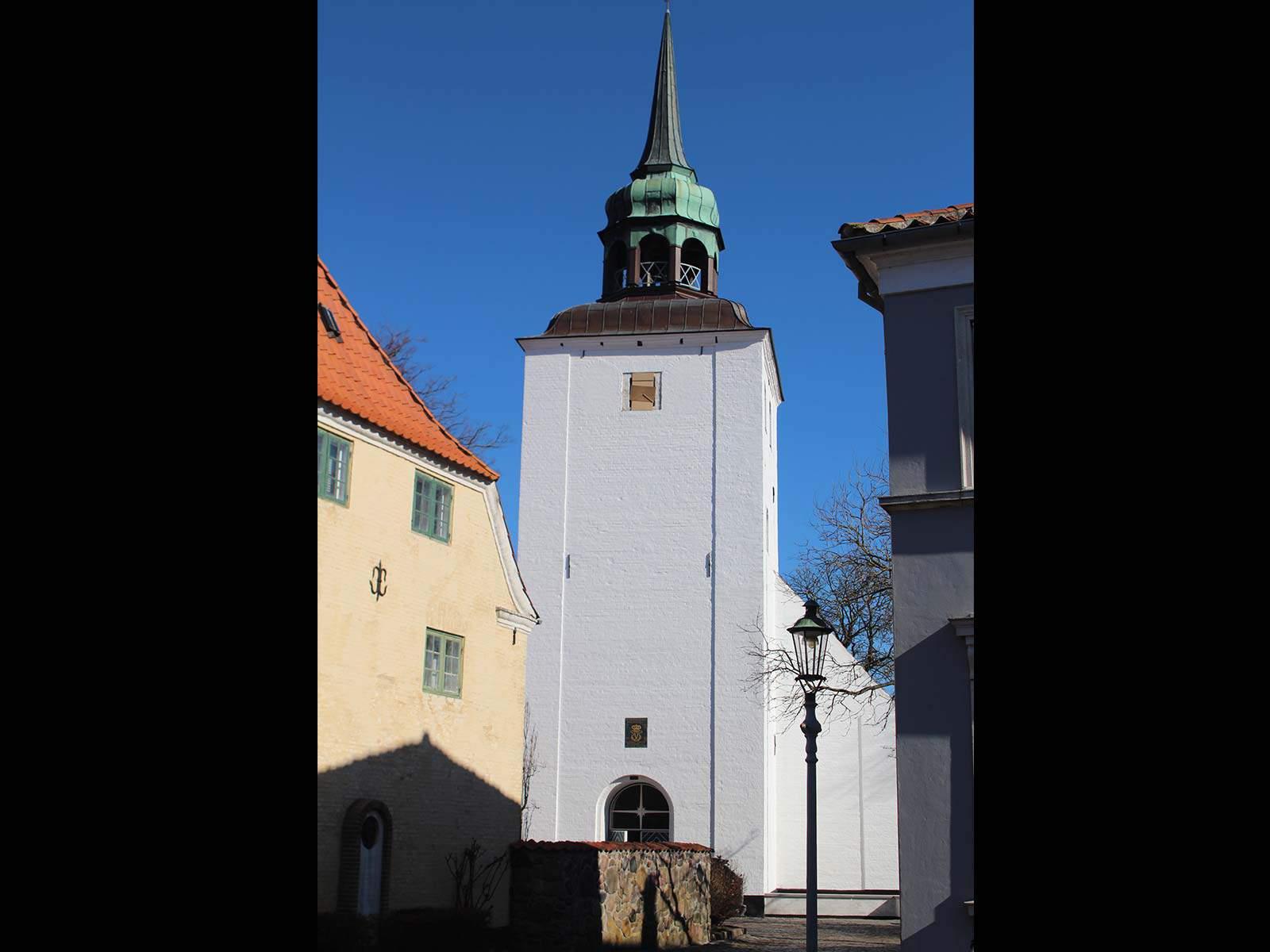 Ærøskøbing Kirke spir