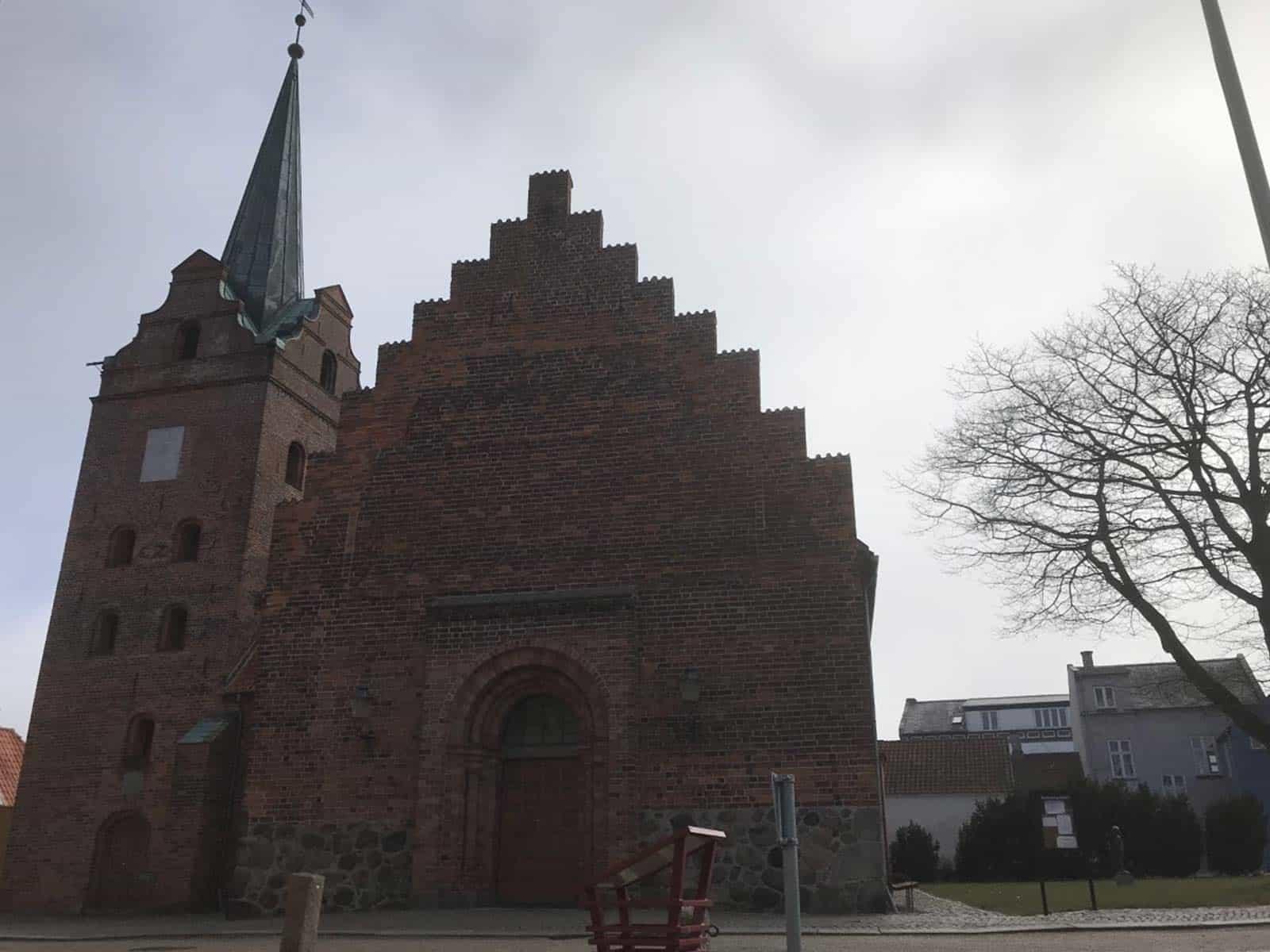 Rudkøbing Kirke