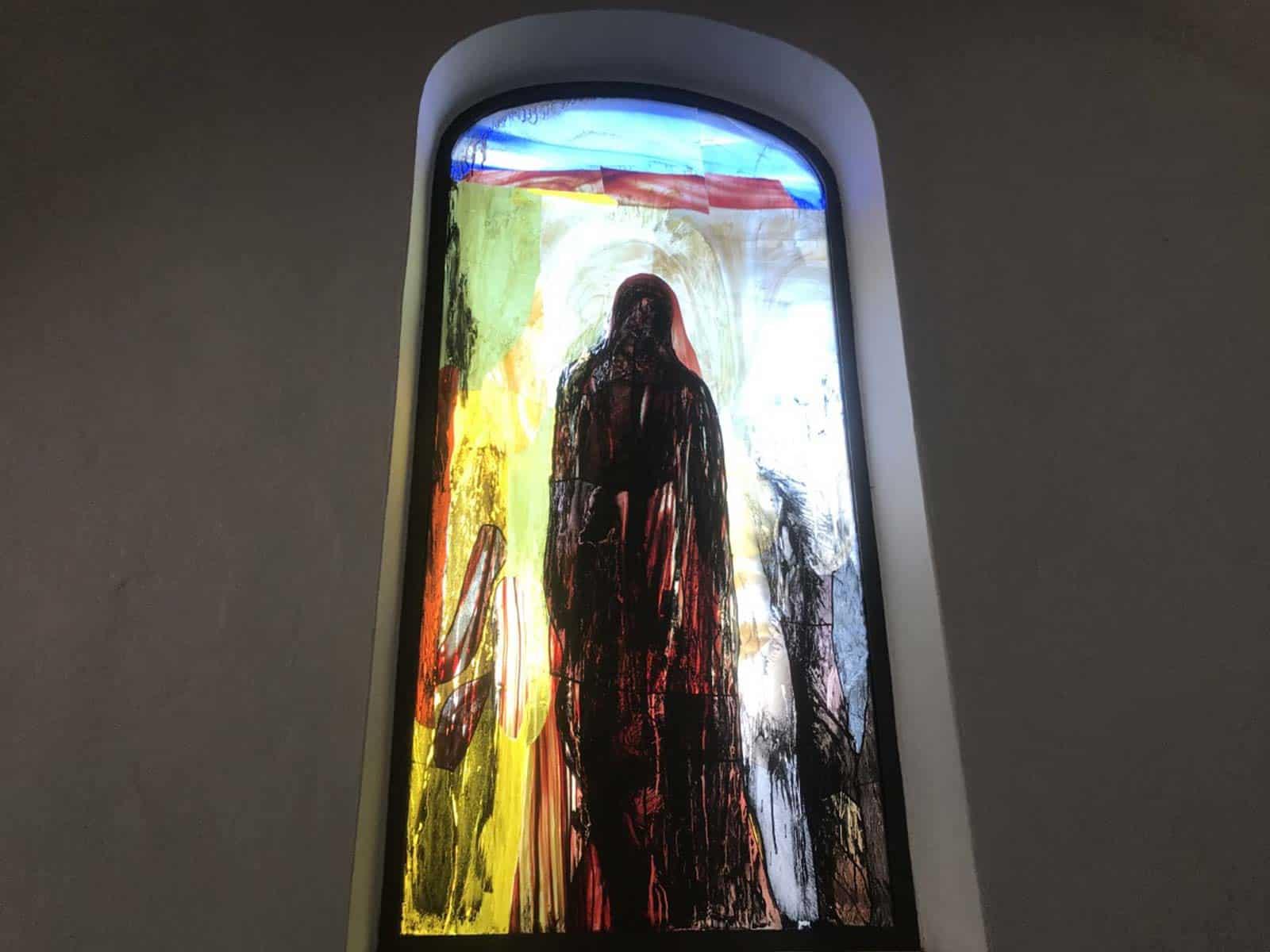 Stoense Kirke indvendig udsmygning