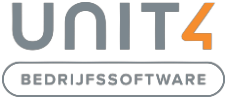 Unit4 bedrijfssoftware logo