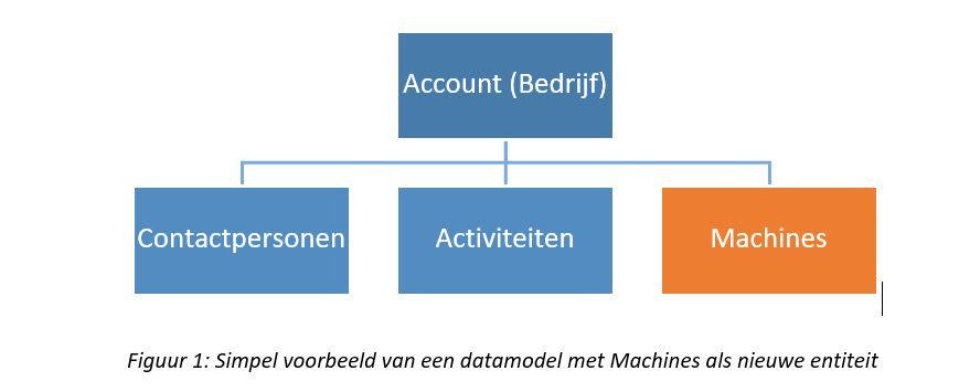 Team Member licentie - data model