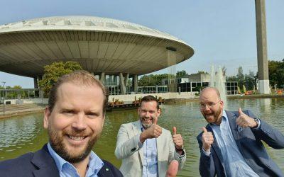 Xperity opent kantoor in Eindhoven