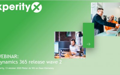Dynamics 365 – release wave 2