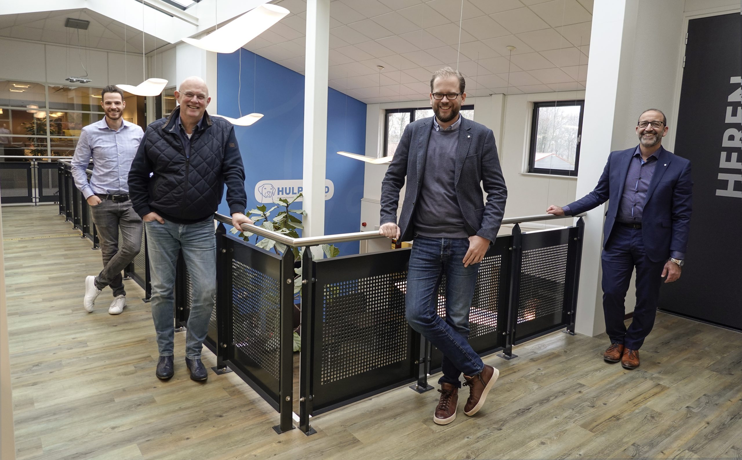 Xperity - Stichting Hulphond D365