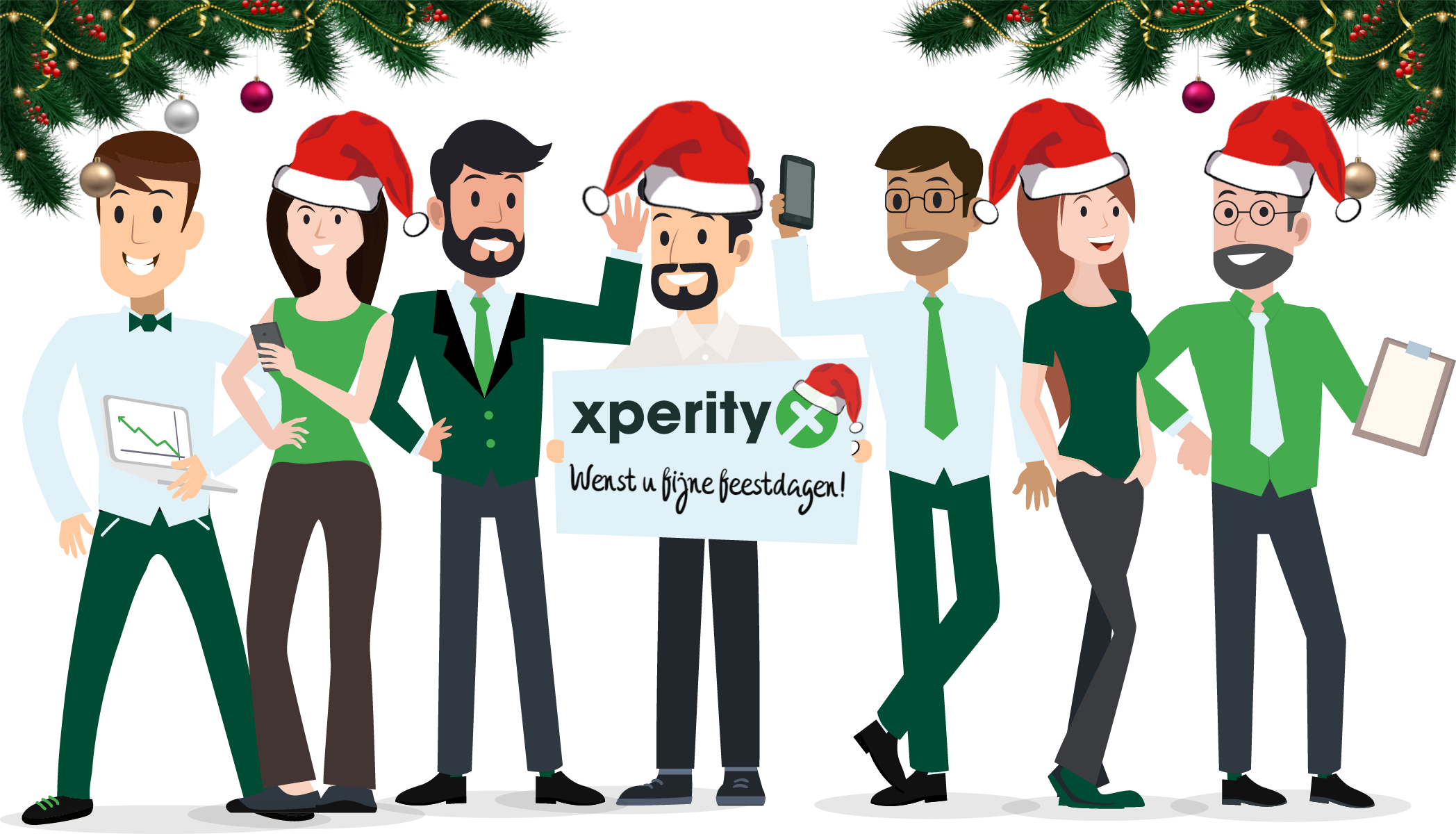 Xperity - Kerst 2020