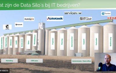 Werkt jouw IT-bedrijf nog in silo's? – Bereik meer grip en rendement met Microsoft Dynamics 365