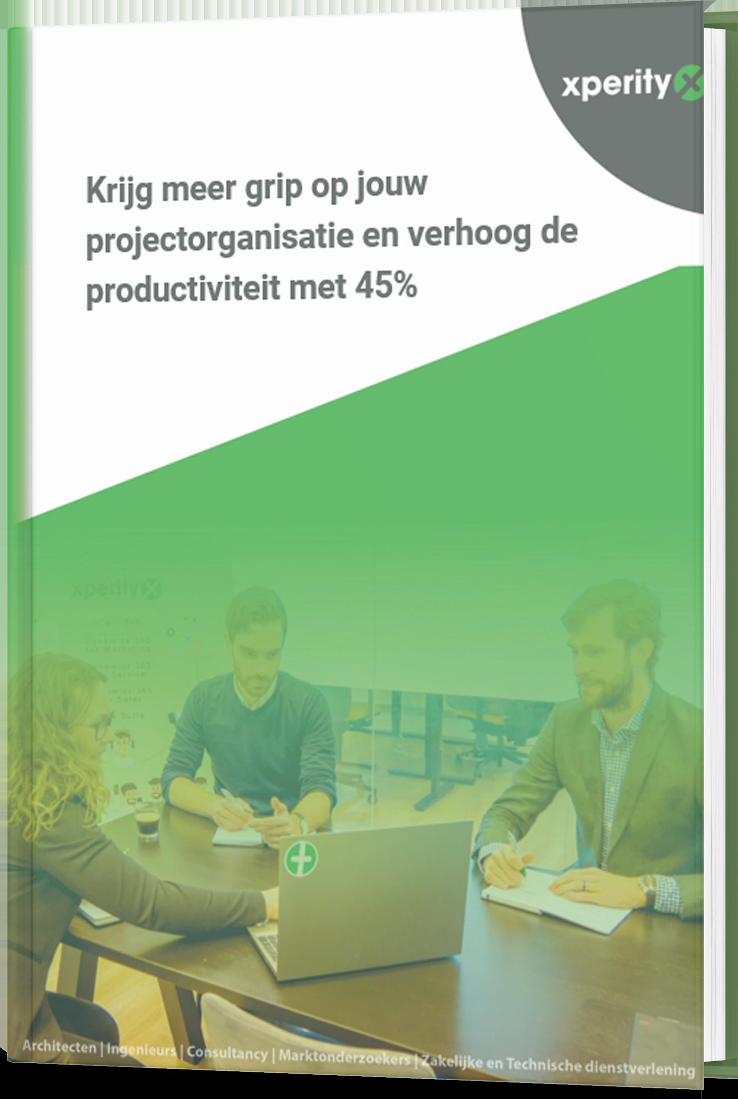 CRM systeem voor projectorganisaties