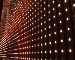 led mesh