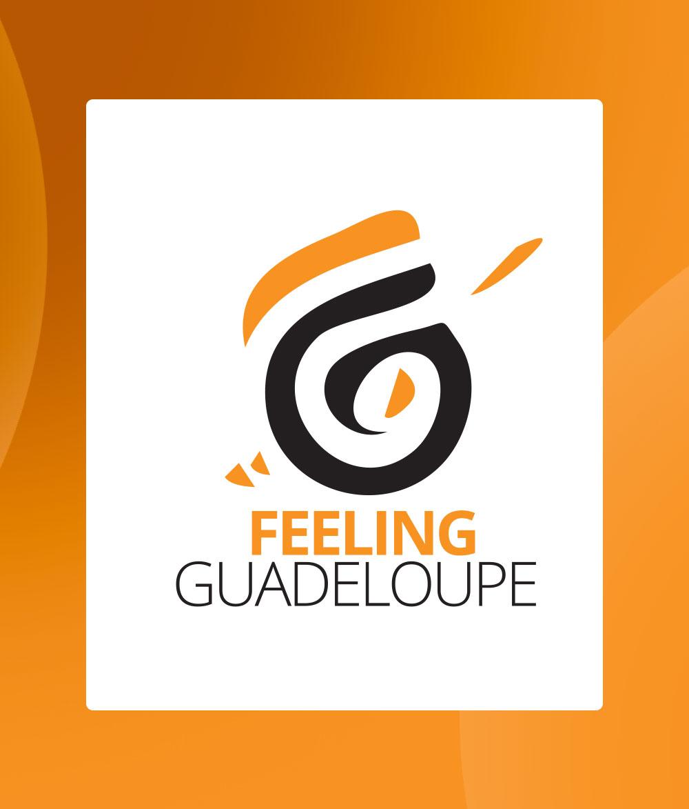Création Logo Feeling Guadeloupe