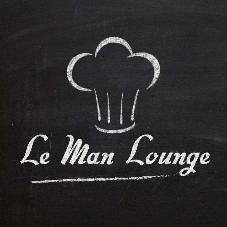Logo Le man Lounge