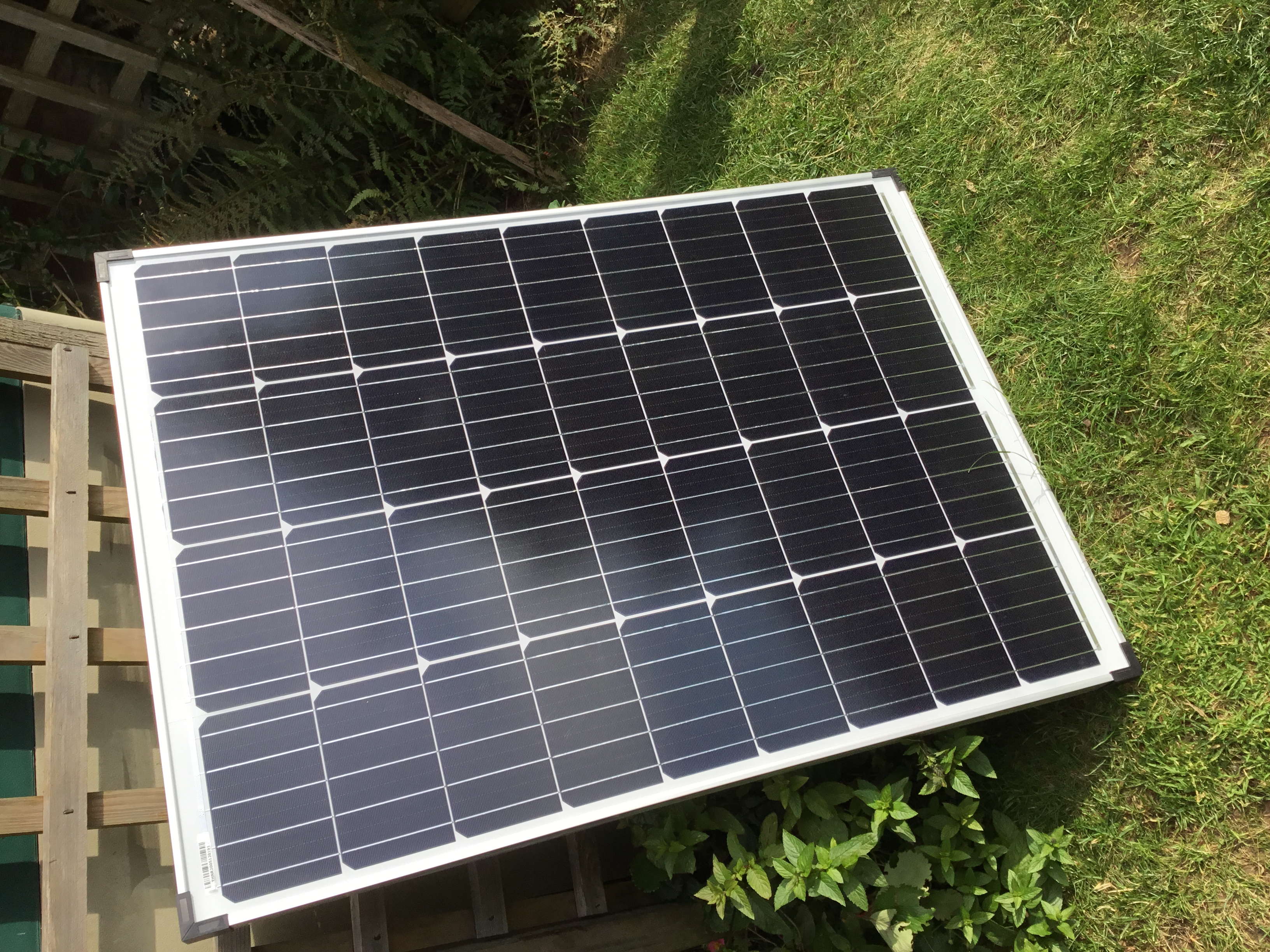 Solar Power – eCharger project – UPDATE #2
