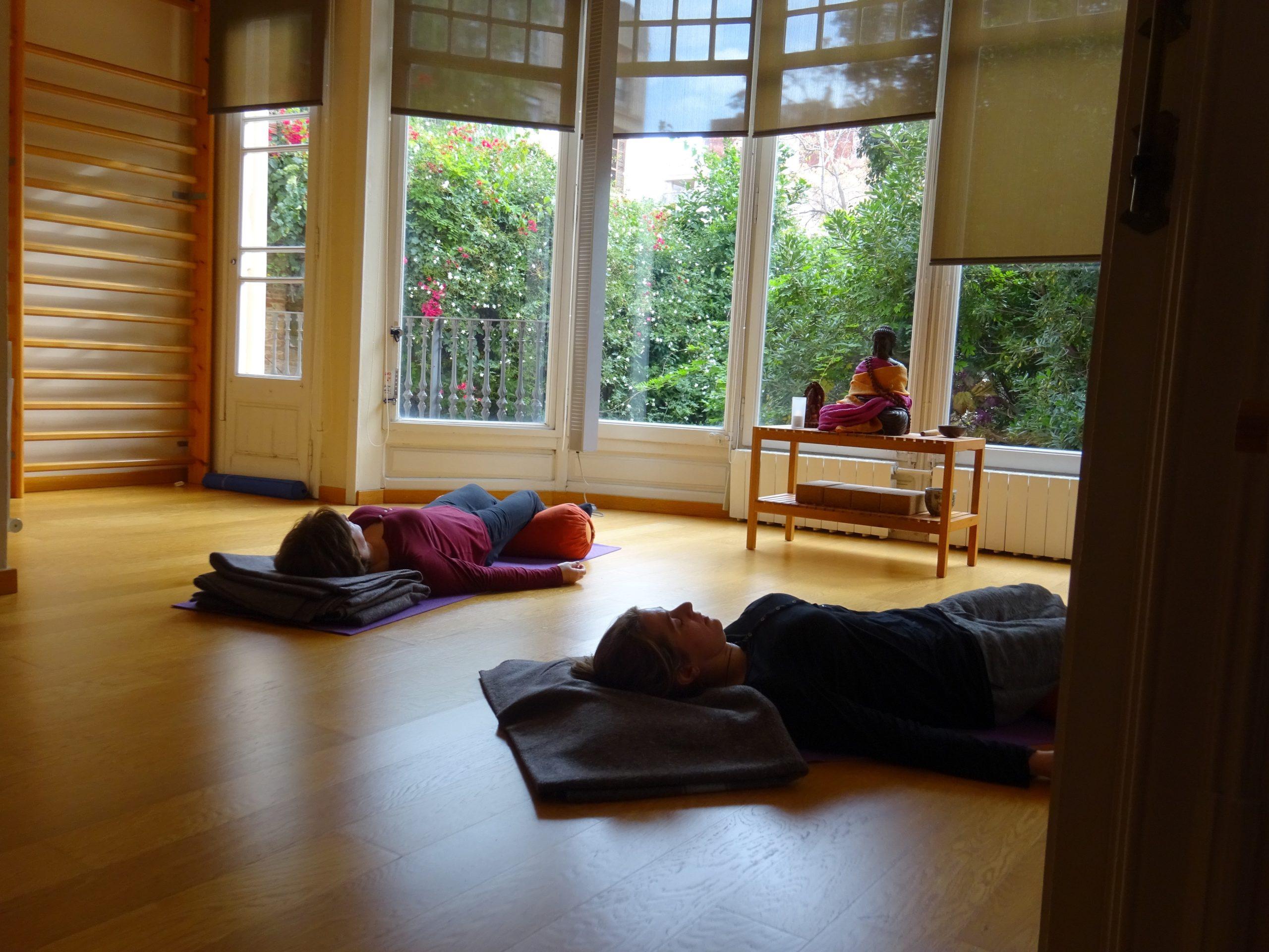 Formacion Certificada Instructoras Yoga Nidra Mindfulness Darshan Barcelona