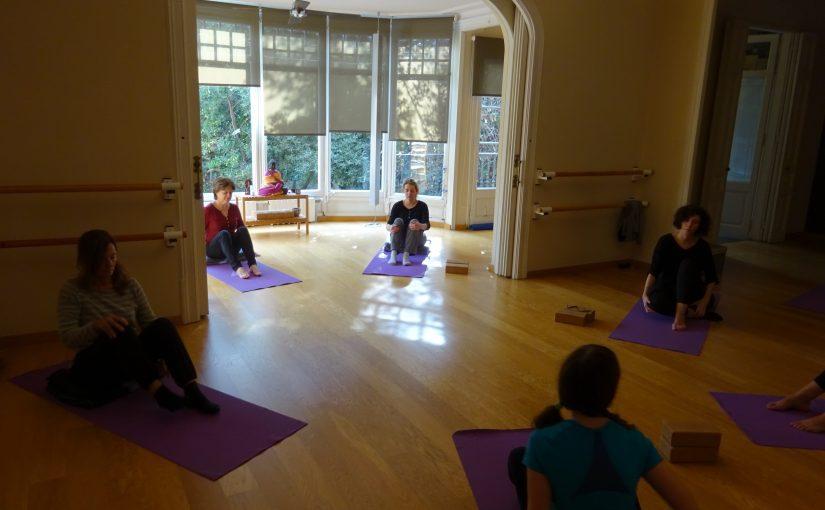 Fotos Darshan Nidra Yoga Pilates Gracia Sant Gervasi Barcelona Sistema Darshan