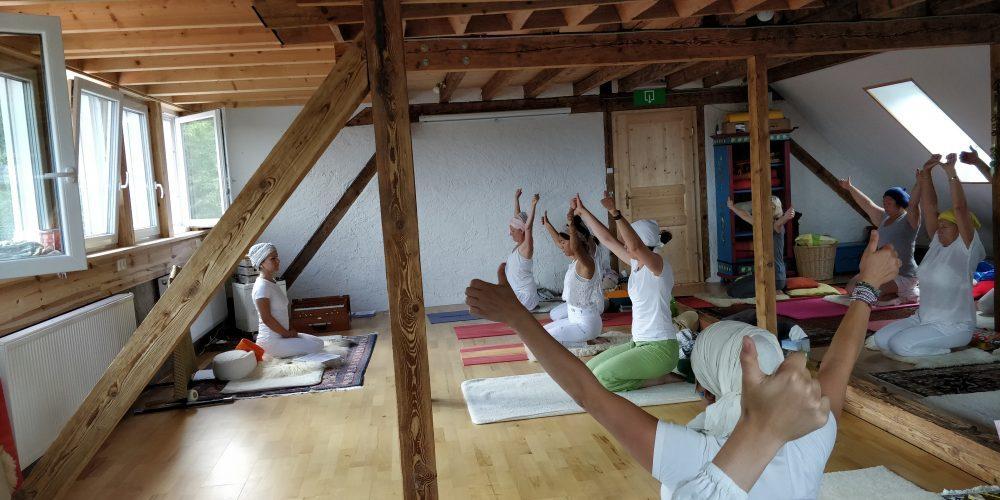 KYoga Level 1 Volendam, The Netherlands 2021 @ sat nam yoga Volendam