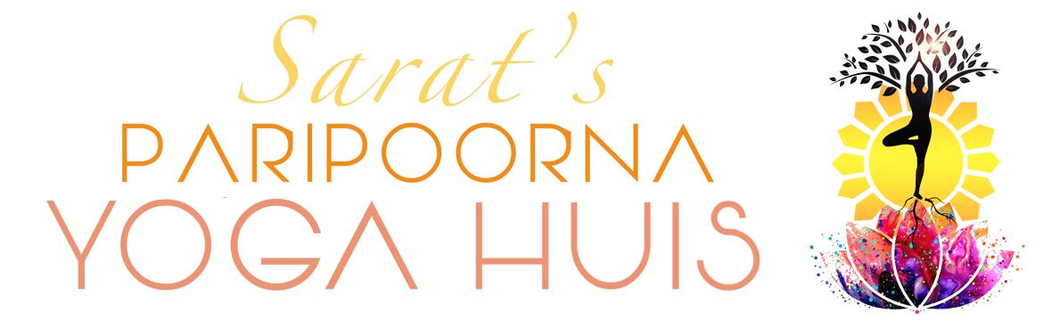 Banner homepage Sarat's Paripoorna Yoga Huis