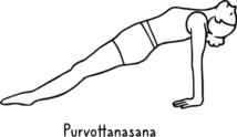 Purvottanasana 124