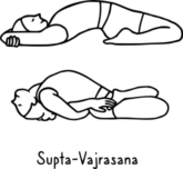 Supta-Vajrasana 152