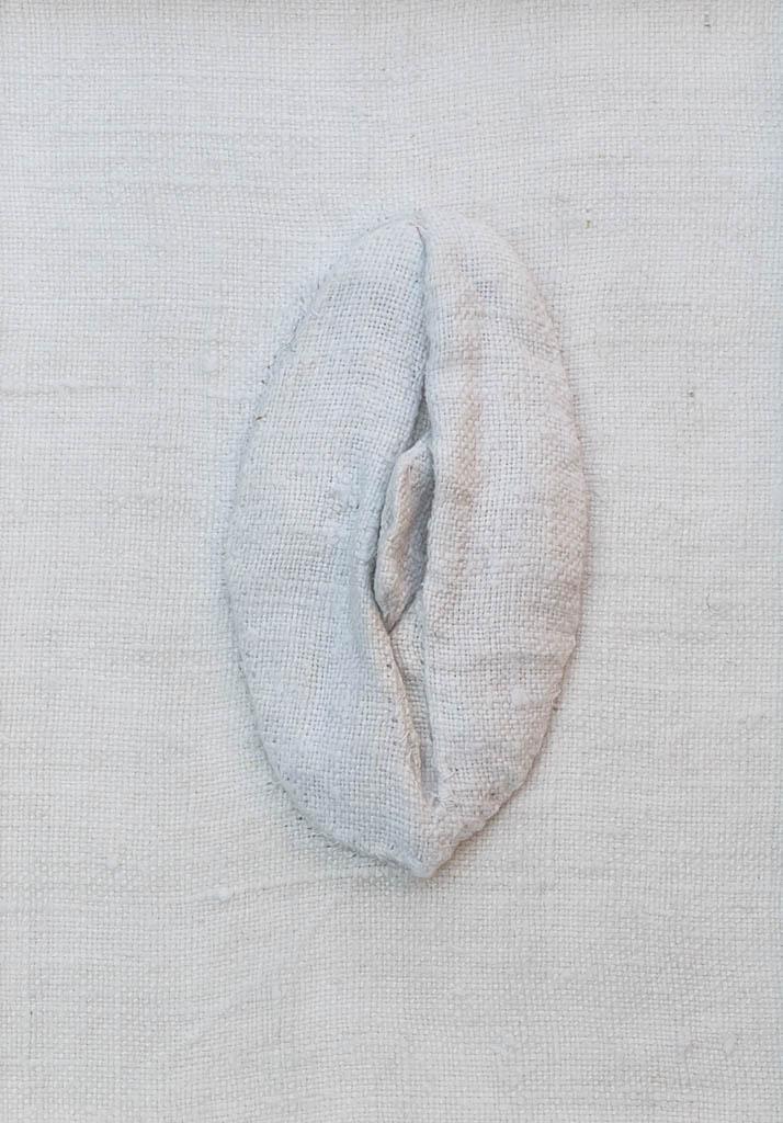 Nr. 8 Yoni Linen 12 x 17 cm, € 190,-