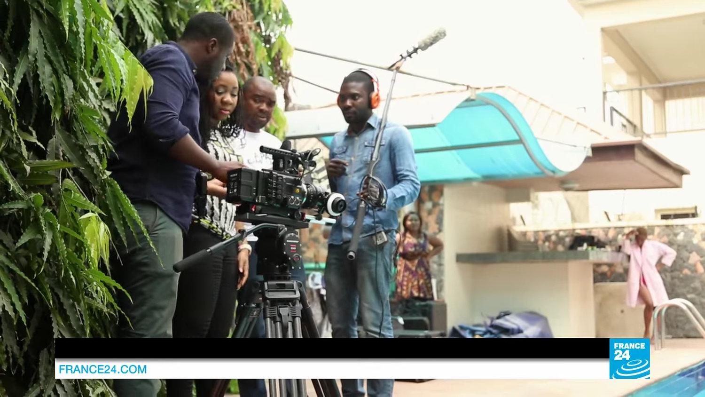 Le cinéma, secteur de pointe au Nigéria