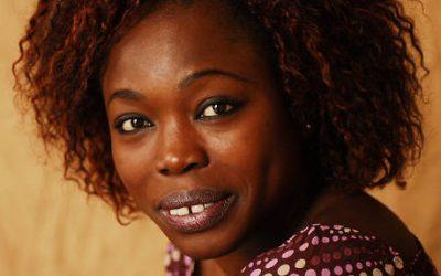 """""""Je prône l'addition culturelle"""", Fatou Diome"""