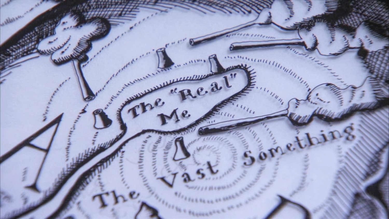 A map of days de Grayson Perry