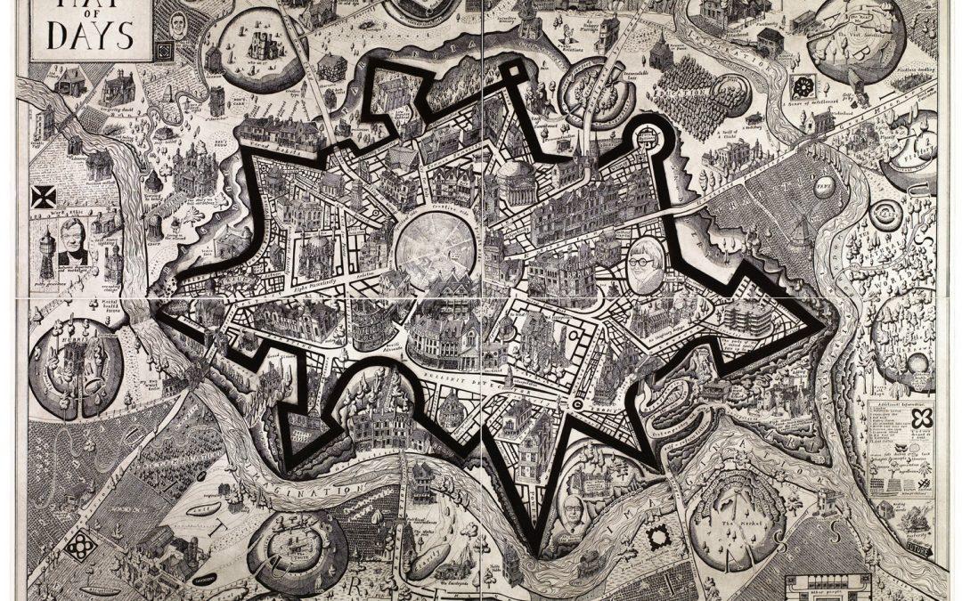 """L'universalité de la condition humaine dans """"A map of days"""", de Grayson Perry"""
