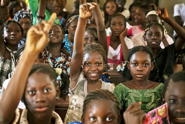 « l'école pour apprendre et savoir, pour êtres libres », Thomas Sankara