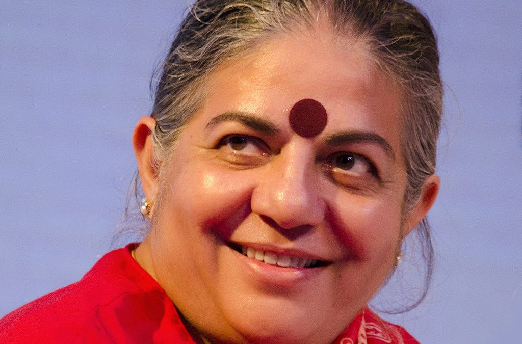 """""""Nous sommes tout·es des graines"""", Vandana Shiva"""