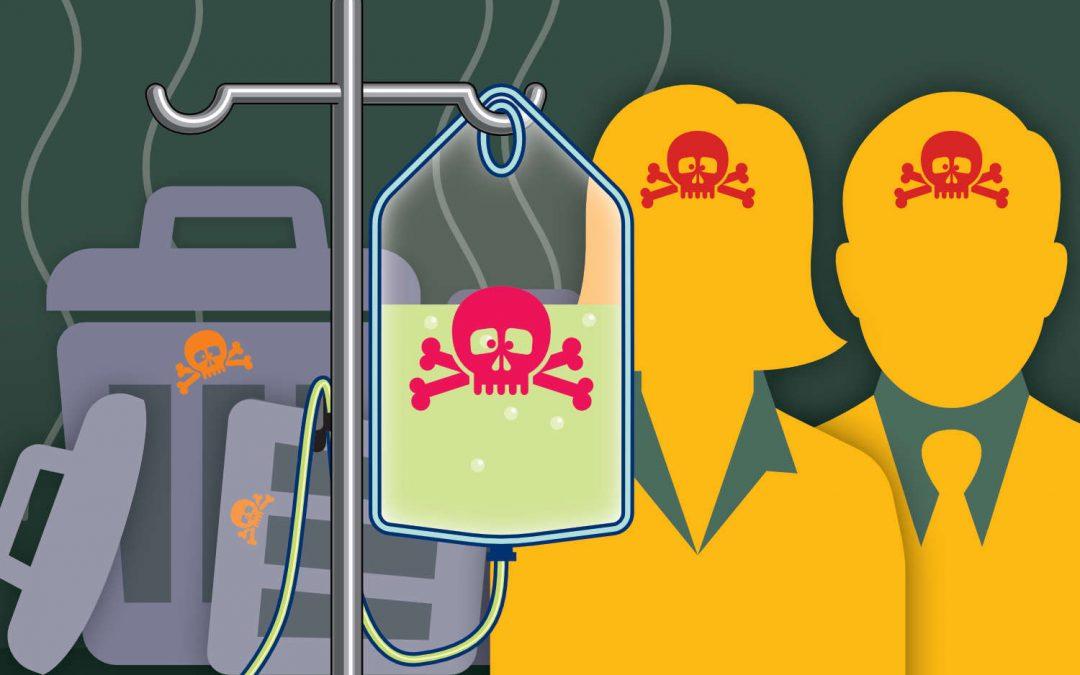La toxicité humaine dans les relations: un poison pour l'entreprise