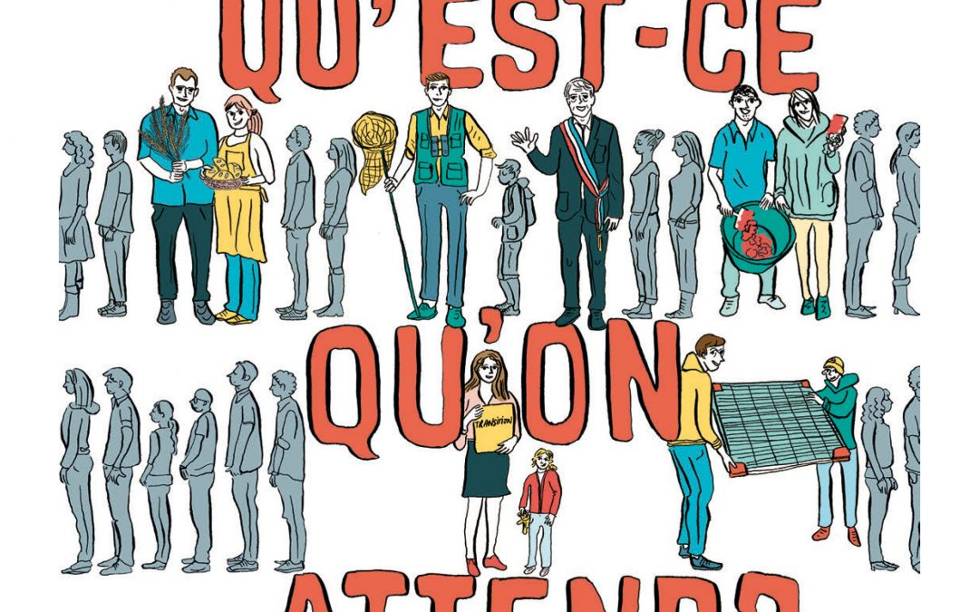 Qu'est-ce qu'on attend? La transition par l'exemple