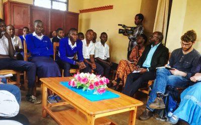 5 pistes pour parler des violences de masse en classe. Regards croisés d'enseignant·e·s belges et rwandais