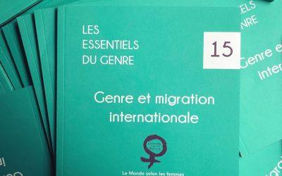 Genre et migration internationale : les essentiels