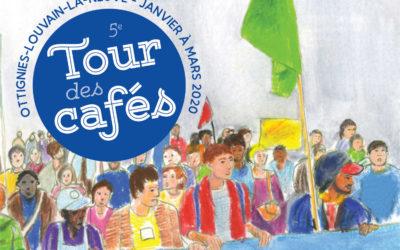 5e Tour des Cafés: De la résistance créatrice à la désobéissance civile non violente