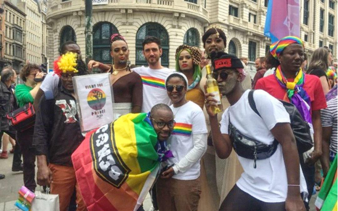 L'intersectionnalité en action: coup de projecteur sur le travail d'Oliviero à la RainbowHouse