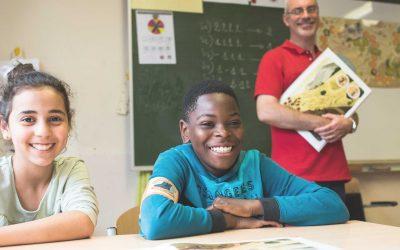 L'éducation à la citoyenneté mondiale et solidaire à l'école: ça marche!