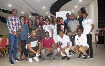 Le vivre ensemble au centre de l'accompagnement des jeunes de Kinshasa par RCN J&D