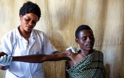 Vers le développement durable – ODD3: Améliorer l'accès à la santé pour les personnes handicapées au Congo