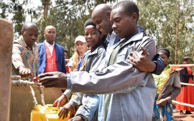 Vers le développement durable – ODD6: Améliorer l'accès à l'eau potable au Rwanda