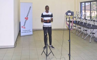 Formation de jeunes citoyens critiques en RDC: quel impact sur la jeunesse kinoise?