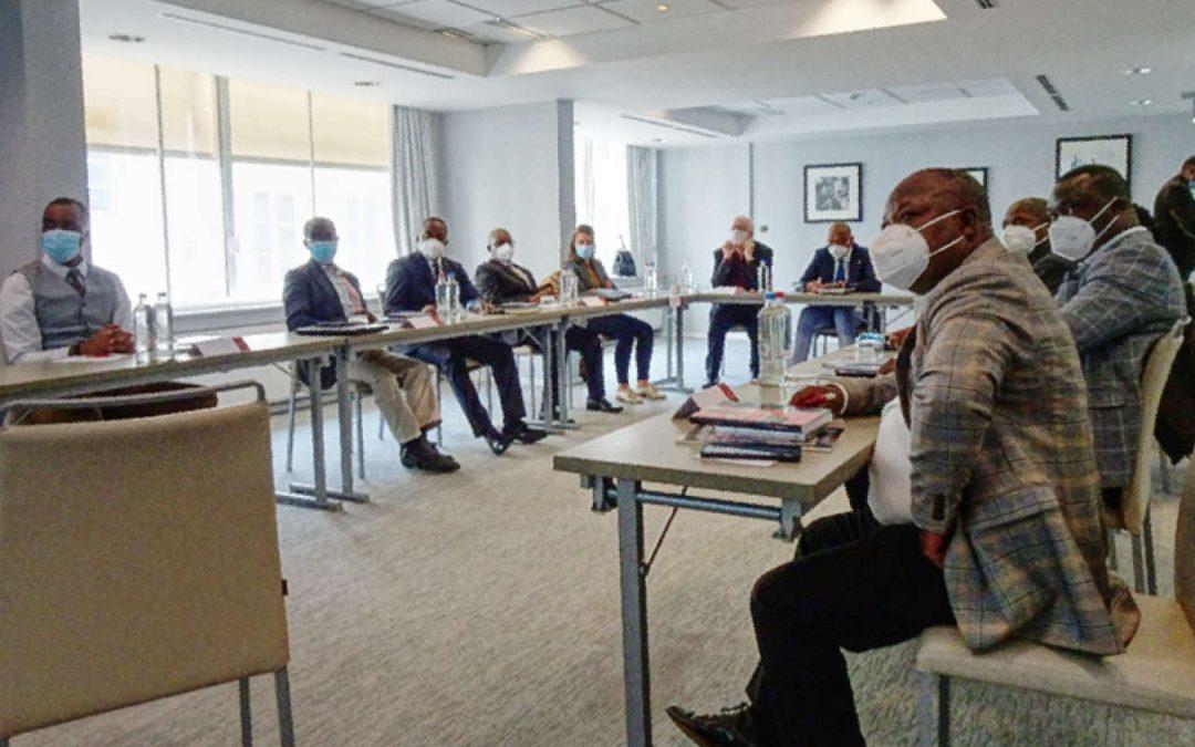 Regards croisés sur le système judiciaire en République démocratique du Congo