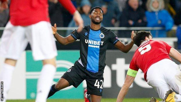 Denis shines for Bold Bruges