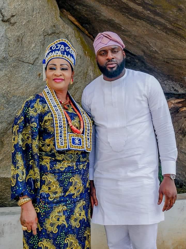 Iya'loja General of Ibarapaland: Oyo Speaker, Ogundoyin Congratulates Mum