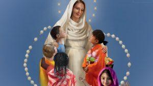 Rozenkrans gebed @ Maria en Johannes onder het Kruis kerk