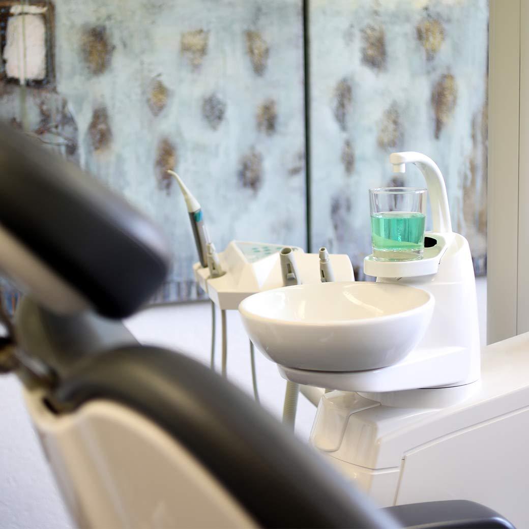 Dentalhygiene und Zahnprophylaxe