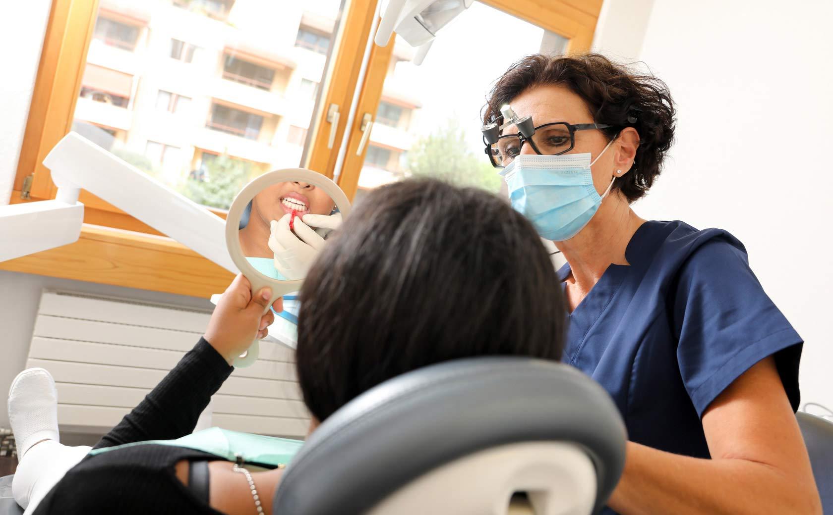 Mundhygiene und Zahnprophylaxe