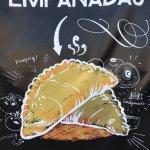 Empanadas Zeichnung