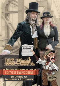 DDZ - Deutsche Dampfzeitung - FR 18:00 Uhr, SA 15:00 Uhr
