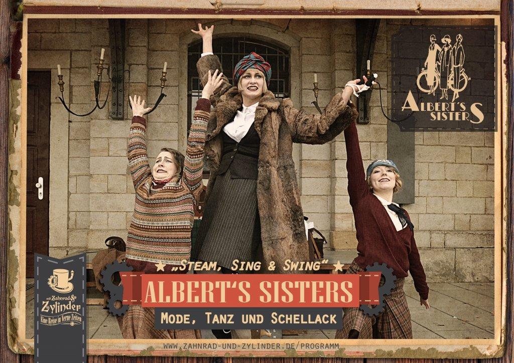 Albert's Sisters