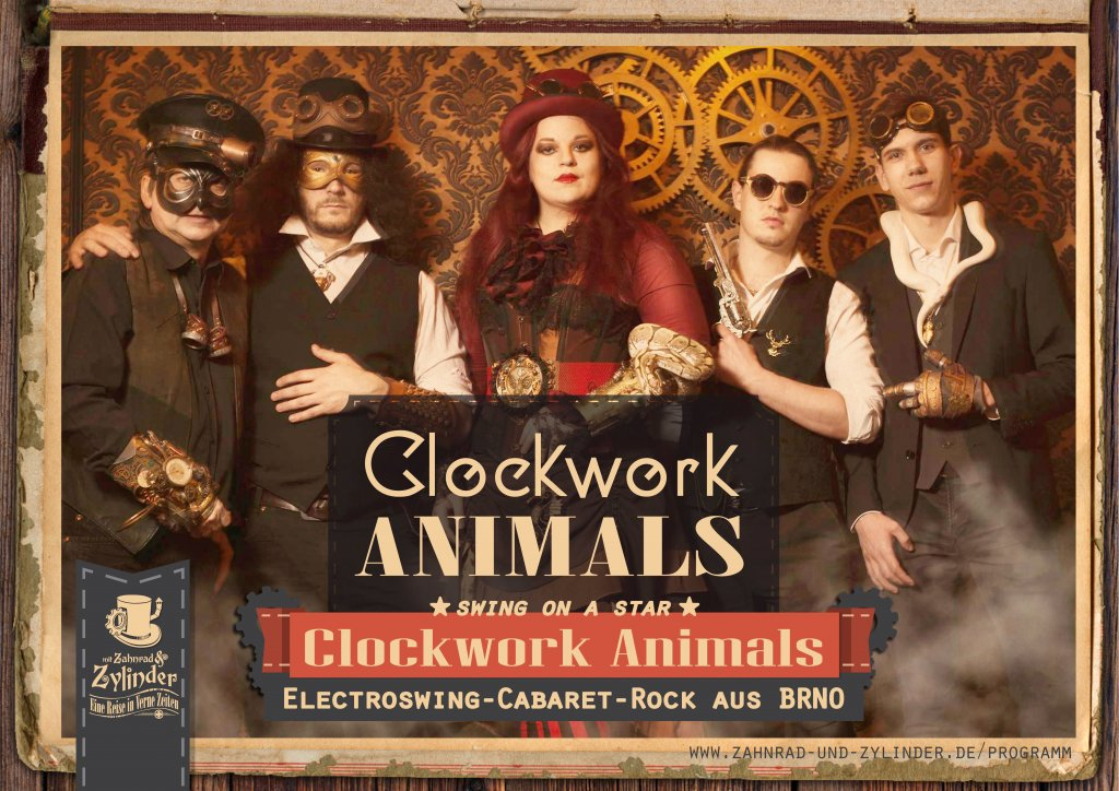 Clockwork Animals